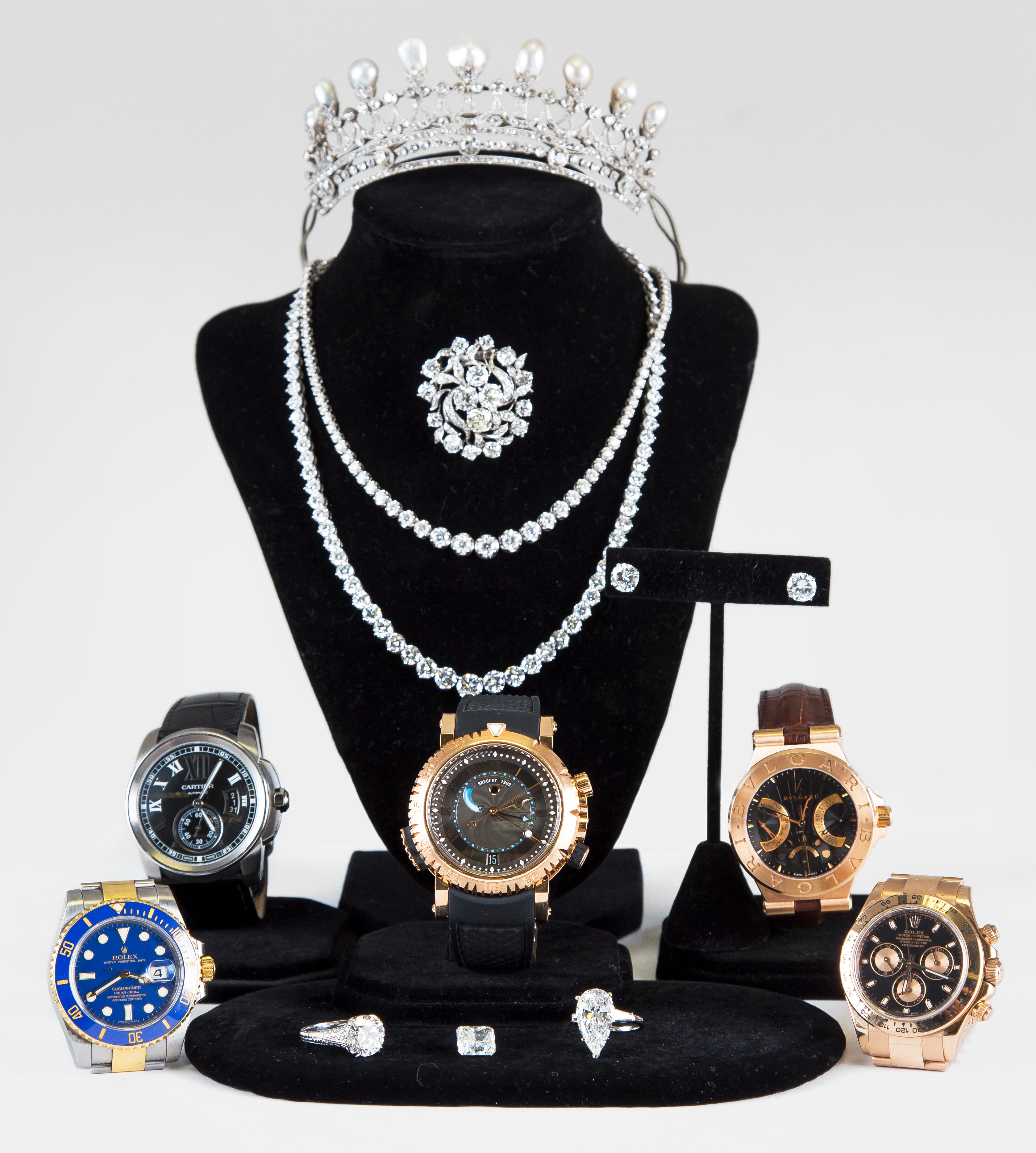 Are You Ready for the Red Carpet Designer Jewelry Timepieces and