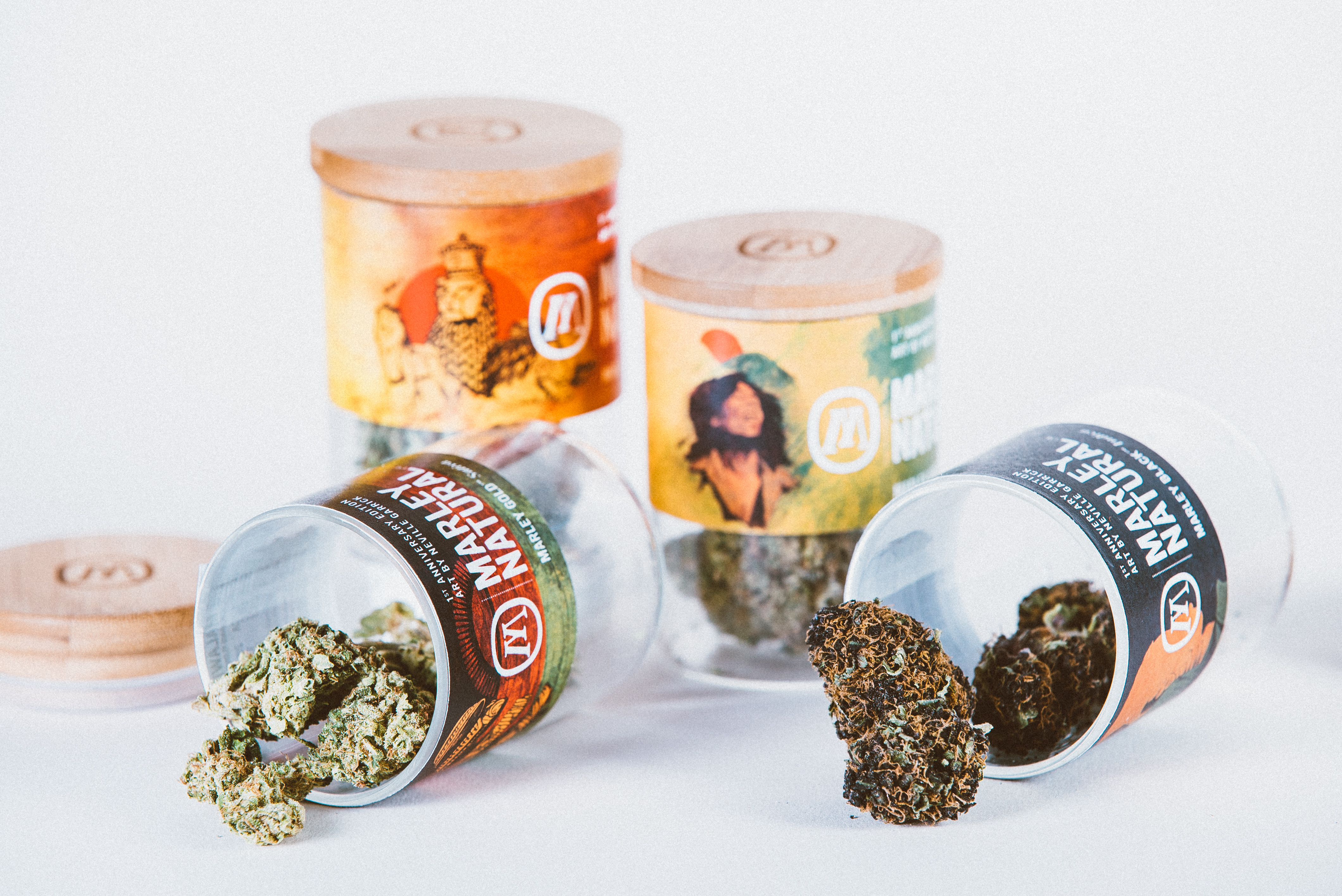 Marley Natural cannabis flower is hand-selected from local farms run by experienced growers committed to sustainability. (Photo: Business Wire)