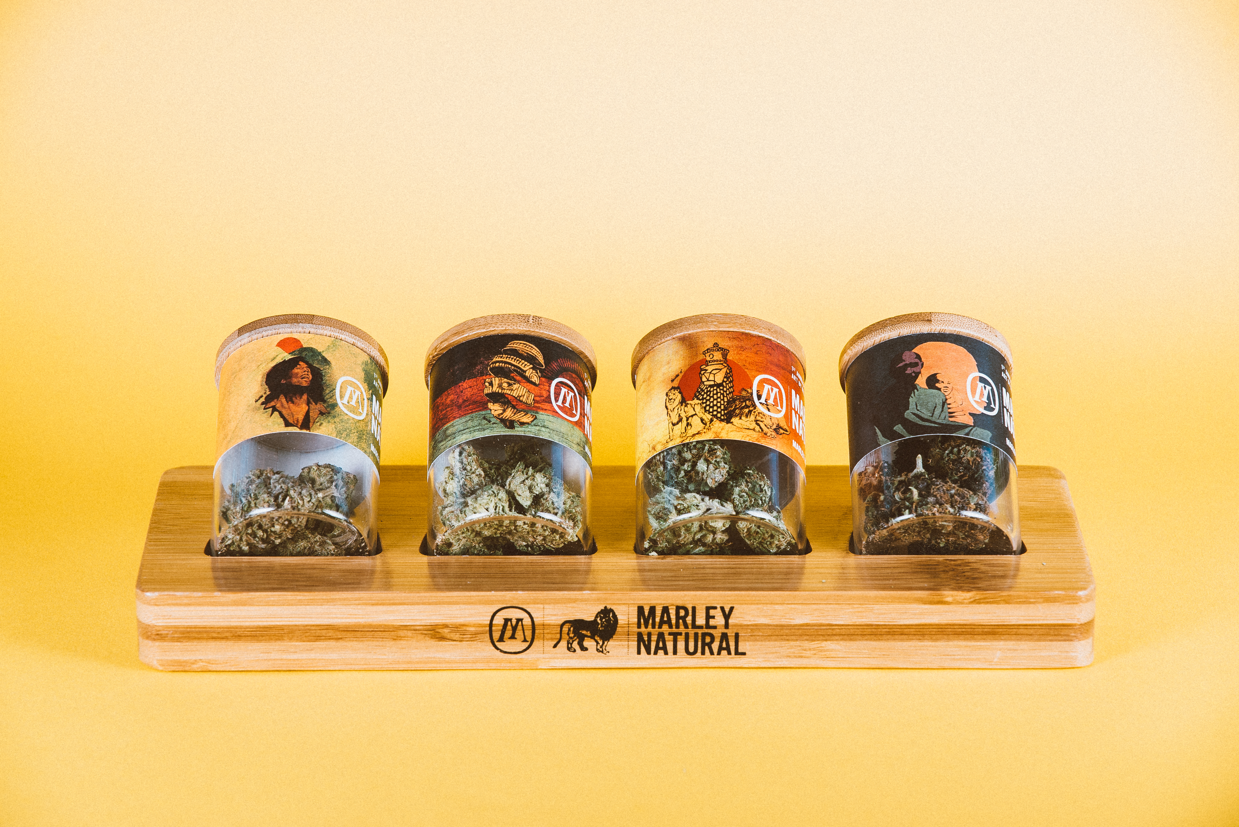 Marley Natural is the official Bob Marley cannabis brand, crafted with deep respect for Bob Marley's legacy and belief in the positive potential of the herb to heal and inspire us. (Photo: Business Wire)