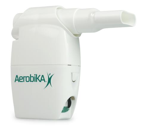 Aerobika® OPEP Device (Photo: Business Wire)