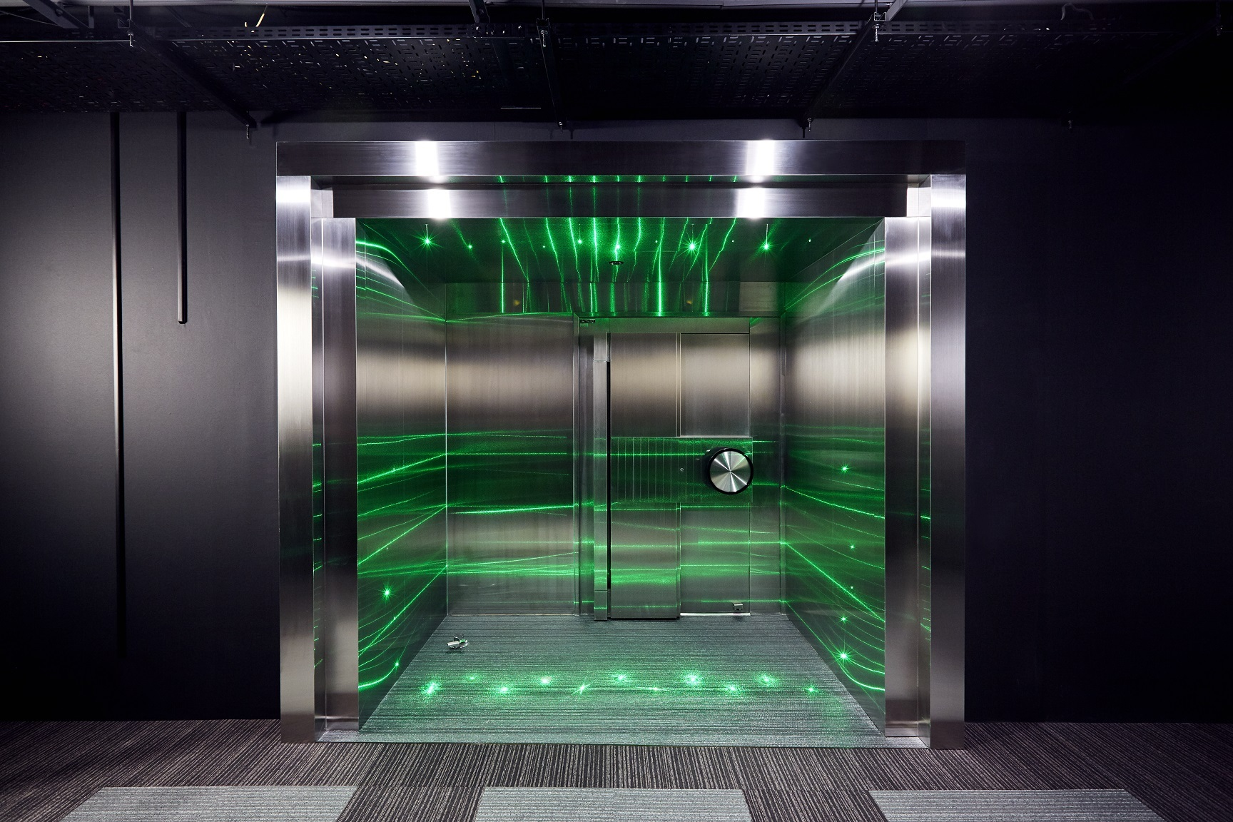 Vault for Valuables (Photo: Business Wire)