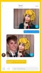 PicsArt Remix Chat Screen (Graphic: Business Wire)