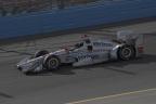 Will Power participates in pre-season testing at Phoenix International Raceway behind the wheel of his No 12 Verizon DallaraChevrolet IndyCar (Photo: Stratasys).
