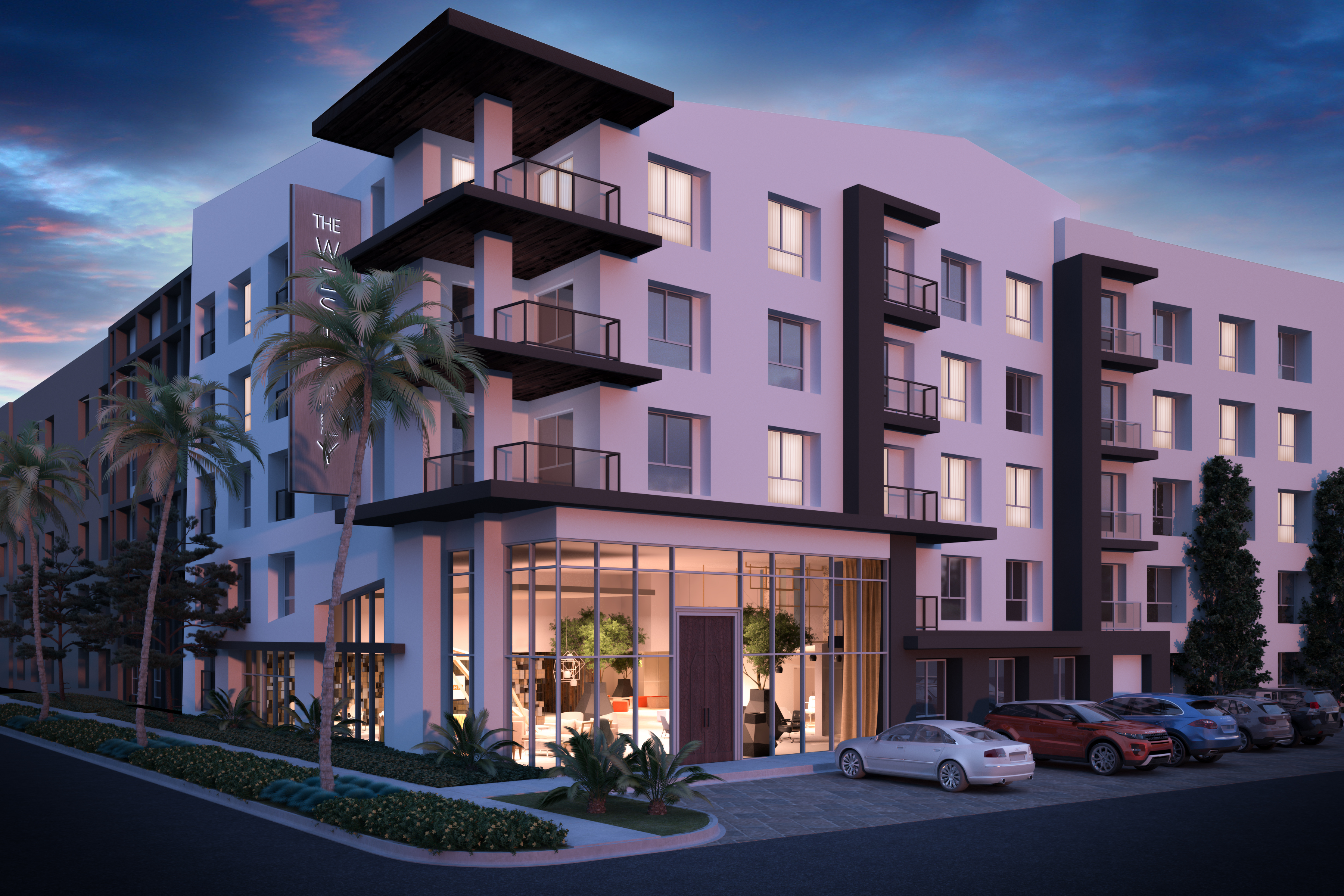 sanderson j ray development announces ground breaking on