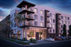 The Westerly, a new Class-A luxury apartment development in Irvine, California (Photo: Business Wire)