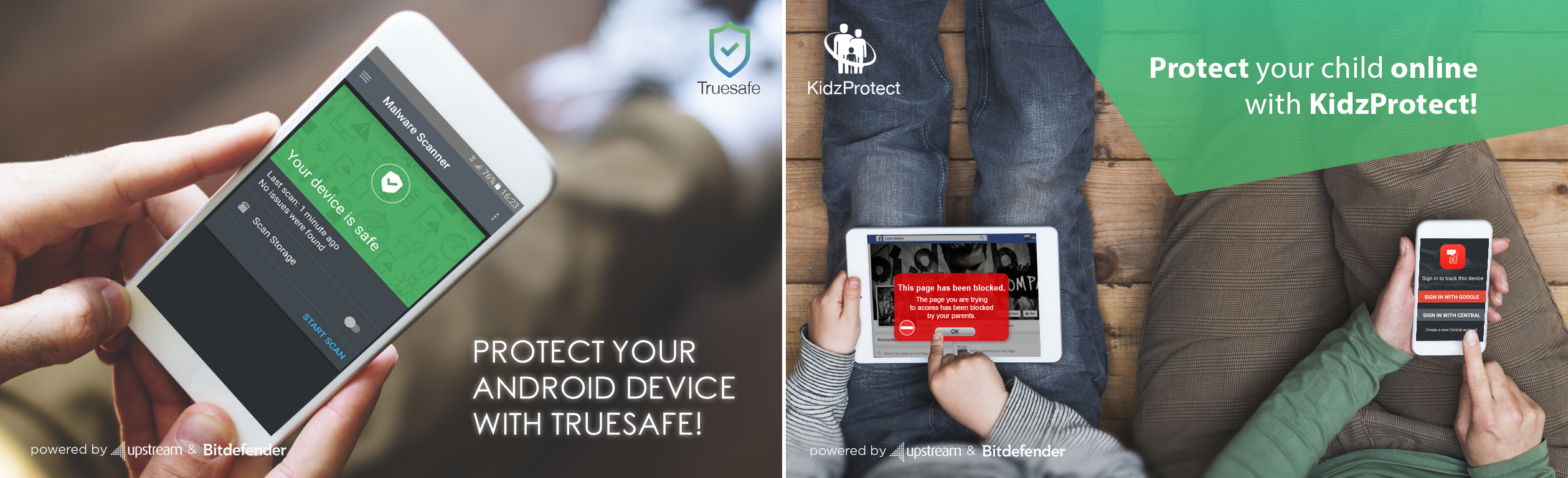 Emerging market consumers can now leverage Truesafe and KidzProtect to stay safe online (Photo: Business Wire)