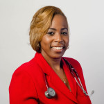 Dr. Danica Wilson joins AHF's Chicago healthcare team. (Photo: Business Wire)