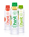hint® sunscreen spray SPF 30, 6 FL OZ/177 mL, $24 (Photo: Business Wire)