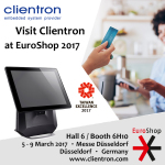 """Clientron POS Bello Series won the """"Taiwan Excellence Award 2017"""" (Graphic: Business Wire)"""
