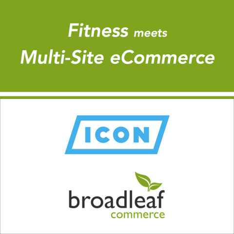 Fitness Meets Multi-Site eCommerce (Photo: Business Wire)