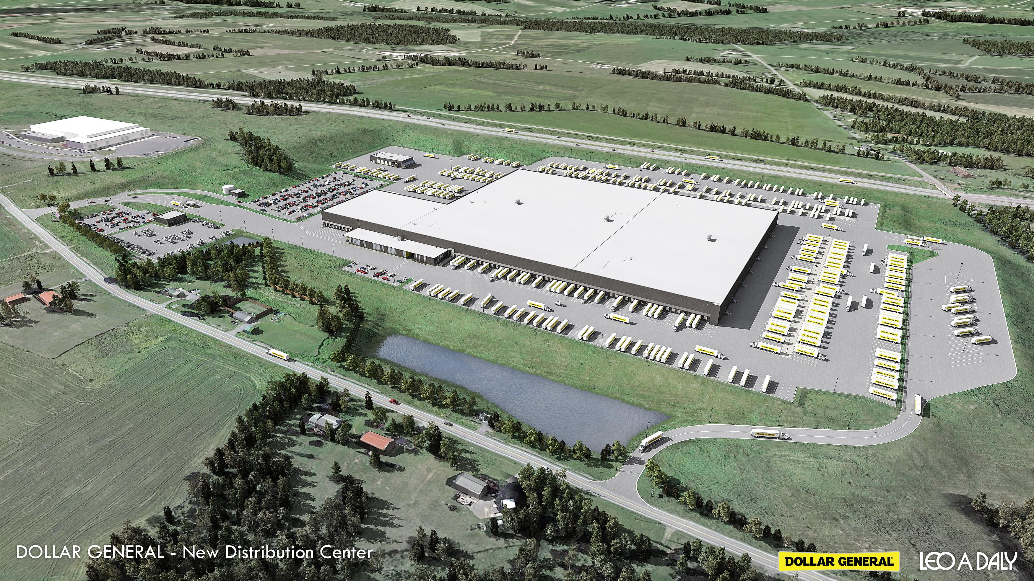 Dollar General Announces Plans For New York Distribution Center