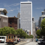 Columbia Property Trust has completed over 91,000 square feet of leasing at 650 California Street over the past nine months, highlighted by a new 60,576-square-foot lease with WeWork. (Photo: Business Wire)