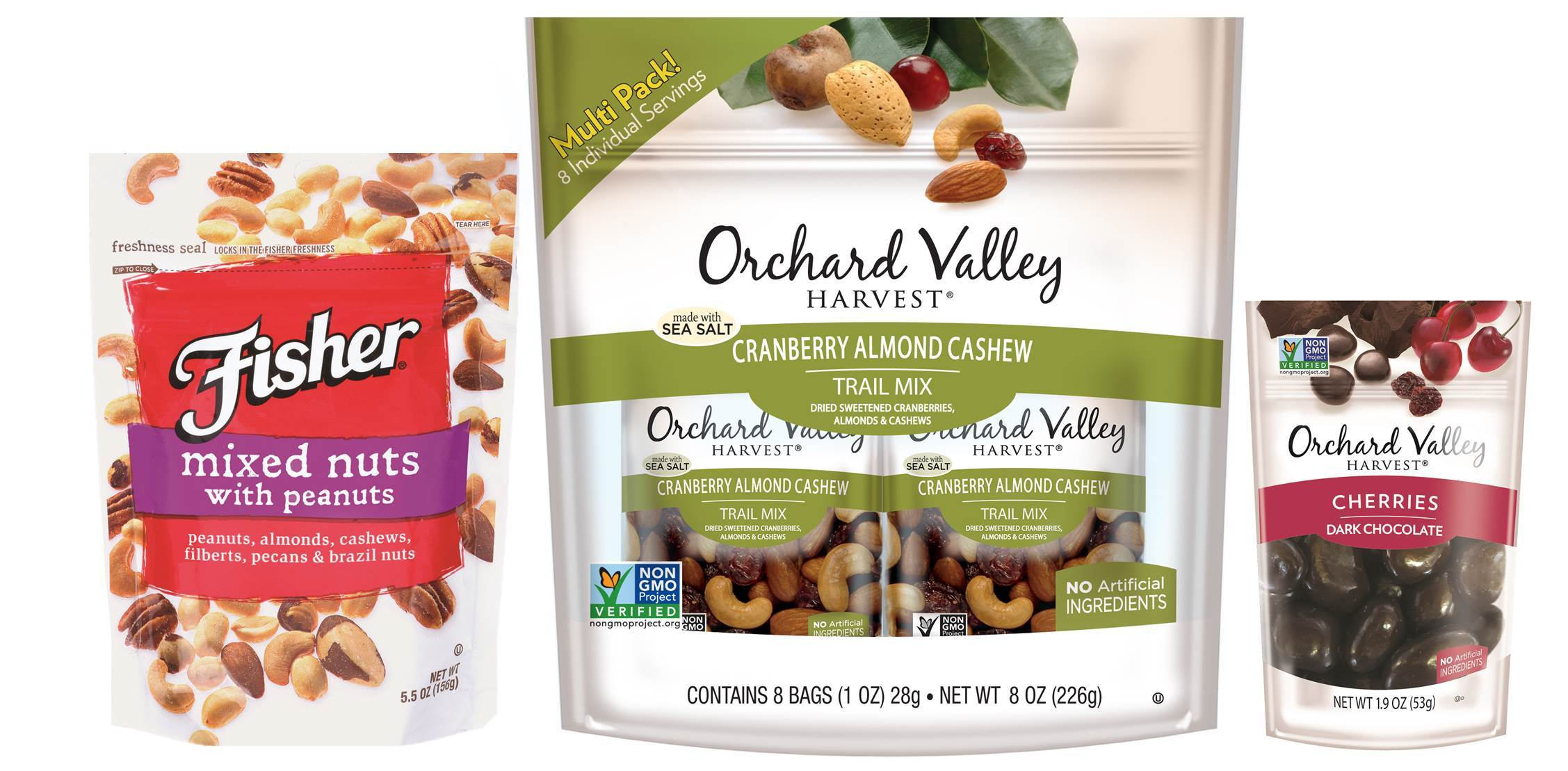 John B. Sanfilippo & Son, Inc. Receives Graphic Design Awards for Innovative Packaging (Photo: Business Wire)