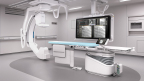 Azurion is Philips' next generation image-guided therapy platform and the new core of its integrated solutions portfolio. Azurion supports a full range of configurations across a broad spectrum of image-guided therapy procedures. These include configurations for high volume routine procedures and flexible configurations for advanced procedures. Harnessing vital procedural information from various sources, such as imaging systems, interventional devices, navigation tools and patient health records, Azurion provides interventional staff members with the control and information they need to perform procedures efficiently. (Photo: Business Wire)