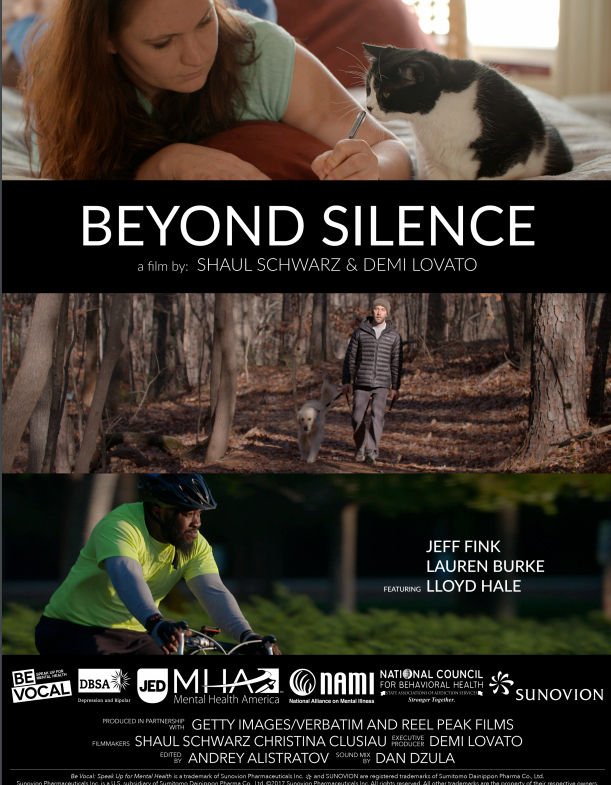 Beyond Silence, a Be Vocal: Speak Up for Mental Health film
