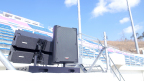 Panasonic took part in the test events for the Olympic Winter Games PyeongChang 2018 with its AV equipment and system solutions (Photo: Business Wire)