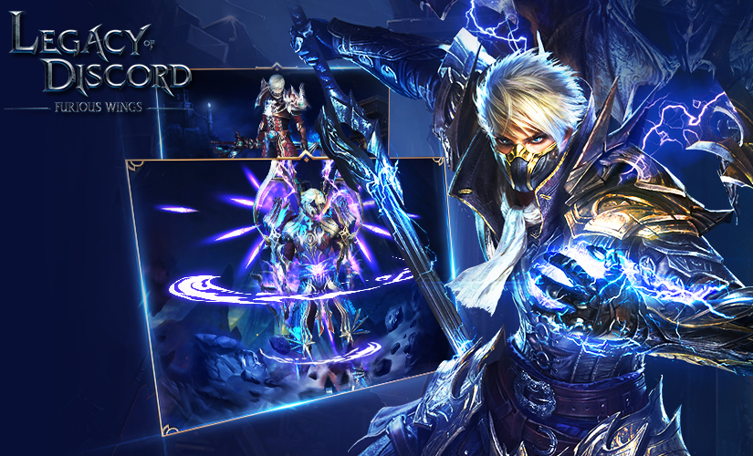 Blade Dancer (Character in LOD, Source: LOD)