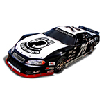 MyComputerCareer has renewed and expanded its title sponsorship of Team Johnson Motorsports' POW-MIA Freedom Car for the 2017 Late Model Class cars that compete in regional NASCAR races throughout the South and Midwest states in the United States. (Photo: Business Wire)