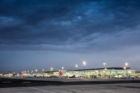 DXB's Concourse D is the $1.2 billion home to 60 airlines serving over 90 destinations around the globe (Photo: ME NewsWire)