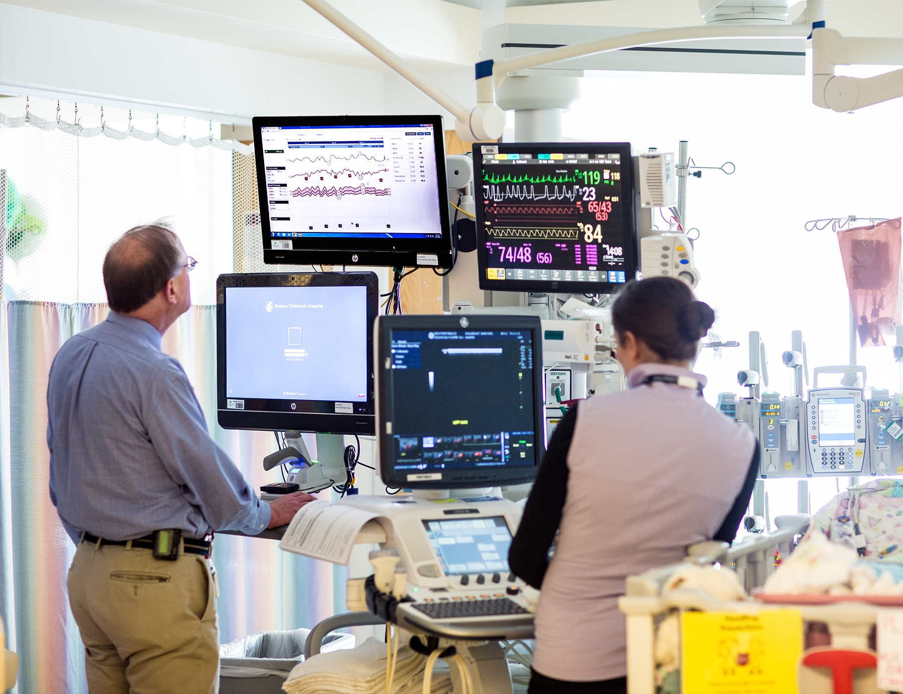 Etiometry introduces Persistent Display feature to streamline clinical workflows in ICUs (Photo: Business Wire)