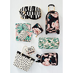 Emily & Meritt Spring Break Collection featuring totes, towels and luggage and gear. (Photo: Business Wire)