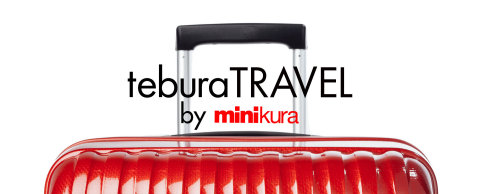 teburaTRAVEL by minikura (Photo: Business Wire)