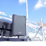 松下携其影音设备和系统解决方案参加2018平昌冬奥会场馆测试活动(照片:美国商业资讯)