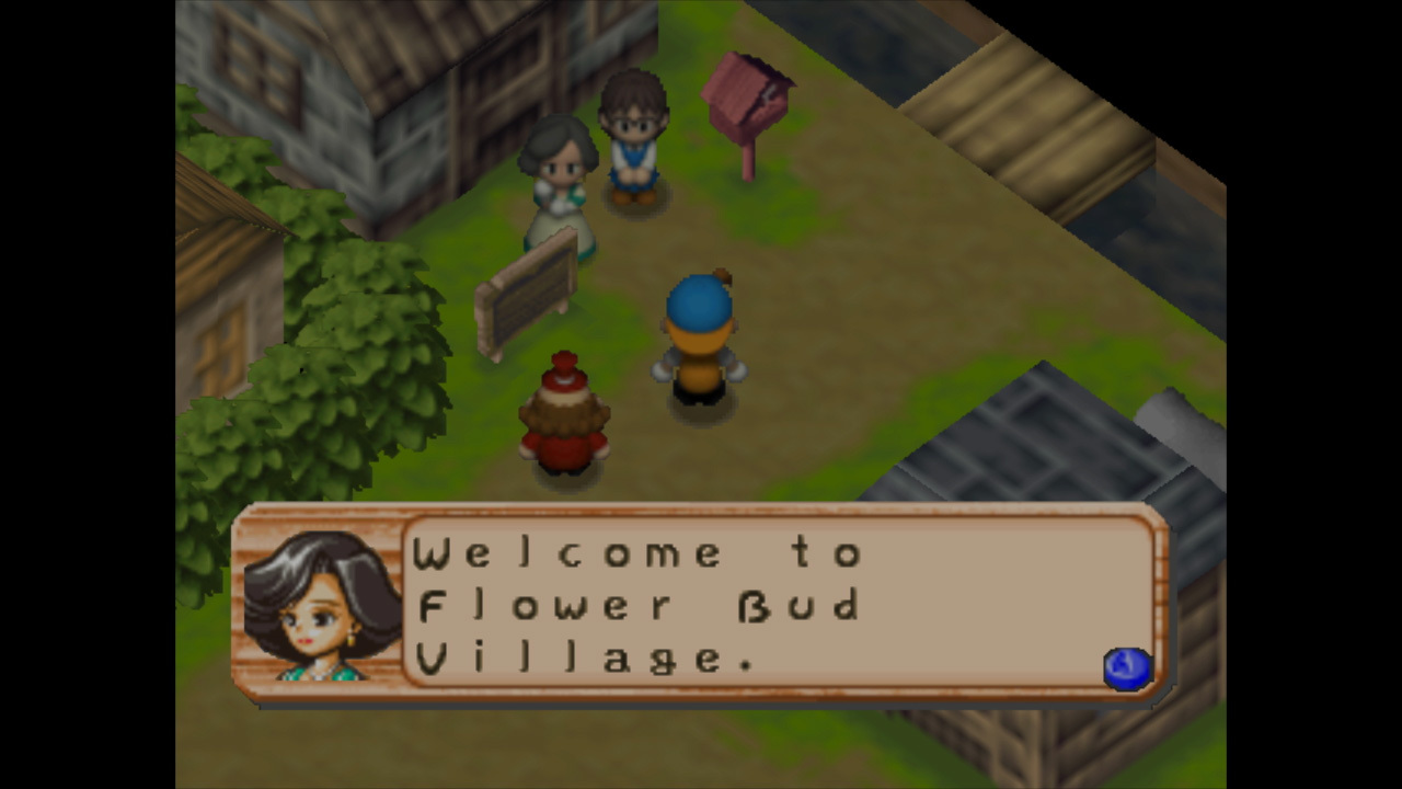 Raise cows, chickens and sheep in this classic Nintendo 64 simulation RPG. (Photo: Business Wire)