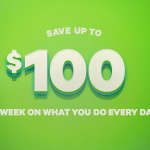 New Groupon Ad Campaign Shows Millennials and Power Users How They Can Save Up to $100 a Week On What They Do Every Day