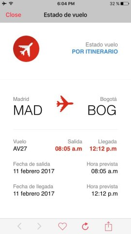 Avianca's Carla chatbot provides flight information in real-time. (Graphic: Business Wire)