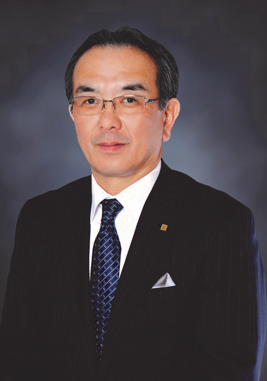 Hideo Tanimoto, President (Photo: Business Wire)