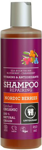 Urtekram Nordic Berries Shampoo – winner of Vivaness Best New Hair Product of the Year Award 2017 (Photo: Business Wire)