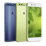 Huawei debuts new HUAWEI P10 and HUAWEI P10 Plus in Greenery and Dazzling Blue (Photo: Business Wire)