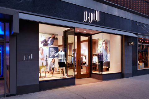 J.Jill Exterior (Photo: Business Wire)