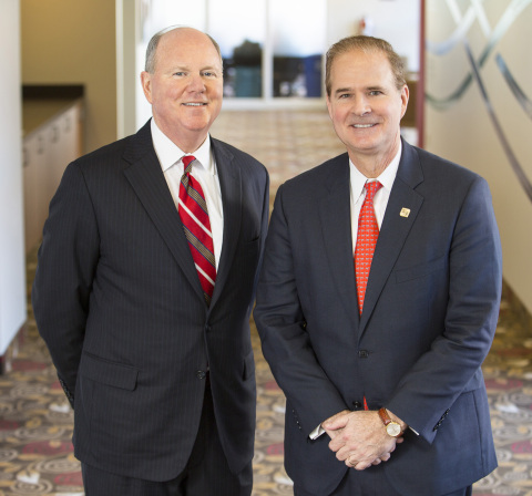 Fifth Third Insurance Agency Inc., an indirect, wholly owned subsidiary of Fifth Third Bancorp, announced today that it has reached an agreement to acquire R.G. McGraw Insurance Agency Inc. Michael McGraw (left); Howard McClure (right) (Photo: Business Wire)