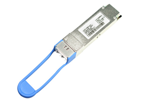 Source Photonics' Industry-first 100G QSFP28 transceiver (Photo: Business Wire)