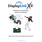 DisplayLink Wireless Virtual Reality Reference Designs (Graphic: Business Wire)