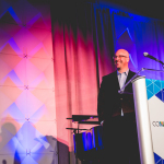 Q2 CTO Adam Anderson speaking at last year's CONNECT conference. (Photo: Business Wire)
