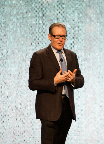 Michael Rogers, an internationally known futurist and columnist and CONNECT keynote speaker. (Photo: Business Wire)