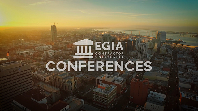 EGIA Contractor University Conference Tour Highlight Video