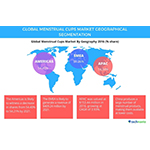 Technavio has published a new report on the global menstrual cups market from 2017-2021. (Graphic: Business Wire)