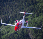 HondaJet to exhibit at ABACE 2017 (Photo: Business Wire)