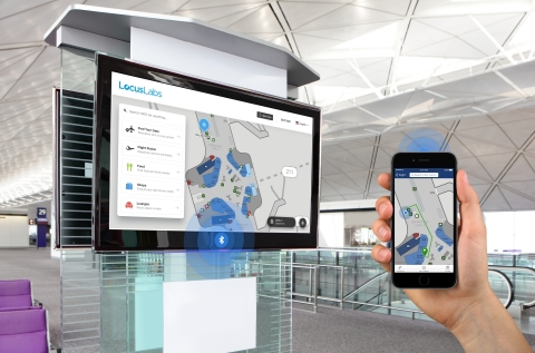 LocusLabs gives global venues, enterprises and brands a digital platform to communicate, share and manage everything about their physical space. (Graphic: Business Wire)
