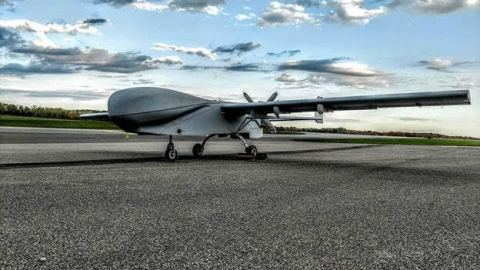SOAR Oregon announces ArcticShark -- a groundbreaking new unmanned aerial system designed to collect the world's most sophisticated atmospheric data in the Arctic -- will undergo flight testing at Pendleton, Oregon UAS Range starting today. (Photo: Business Wire)