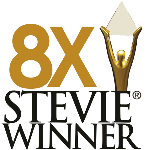 EFG Companies received a Gold and a Silver award at the 11th Annual Stevie® Awards for Sales and Customer Service, a feature of the American Business Awards(SM), the USA's top business awards program. This is the 8th Stevie Award for the company. (Graphic: Business Wire)