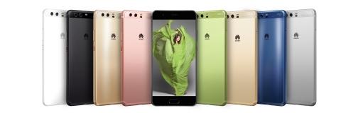 Huawei debuts new HUAWEI P10 and HUAWEI P10 Plus (Photo: Business Wire)
