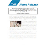 """New Stop Motion Film """"Zipper & Bears"""" to Be Internationally Released by YKK, Following Its High-Profile Short Animation Films That Received a Total 13 Million Views"""