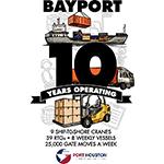 Big Impact - Port Houston's Bayport Terminal Turns 10 (Graphic: Business Wire)