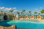 Grand Hyatt Baha Mar will offer 1,800 guestrooms, including 227 lavish suites with high-end amenities and breathtaking ocean views. (Photo: Business Wire)
