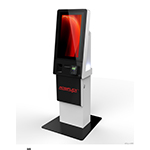 Le kiosque self-service Posiflex KK-2130 (Photo : Business Wire)